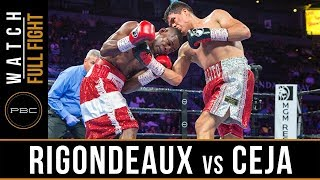 Rigondeaux vs Ceja FULL FIGHT: June 23, 2019 - PBC on FOX