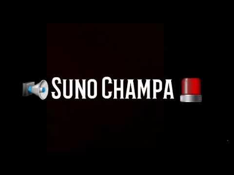 Sairat Dialogue Mix DJ Song   Suno Champa Sun Taara Remix   WhatsApp Status Video Song