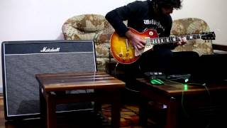 Marshall Bluesbreaker + Gibson Les Paul Reissue 1959 - Key to The Highway