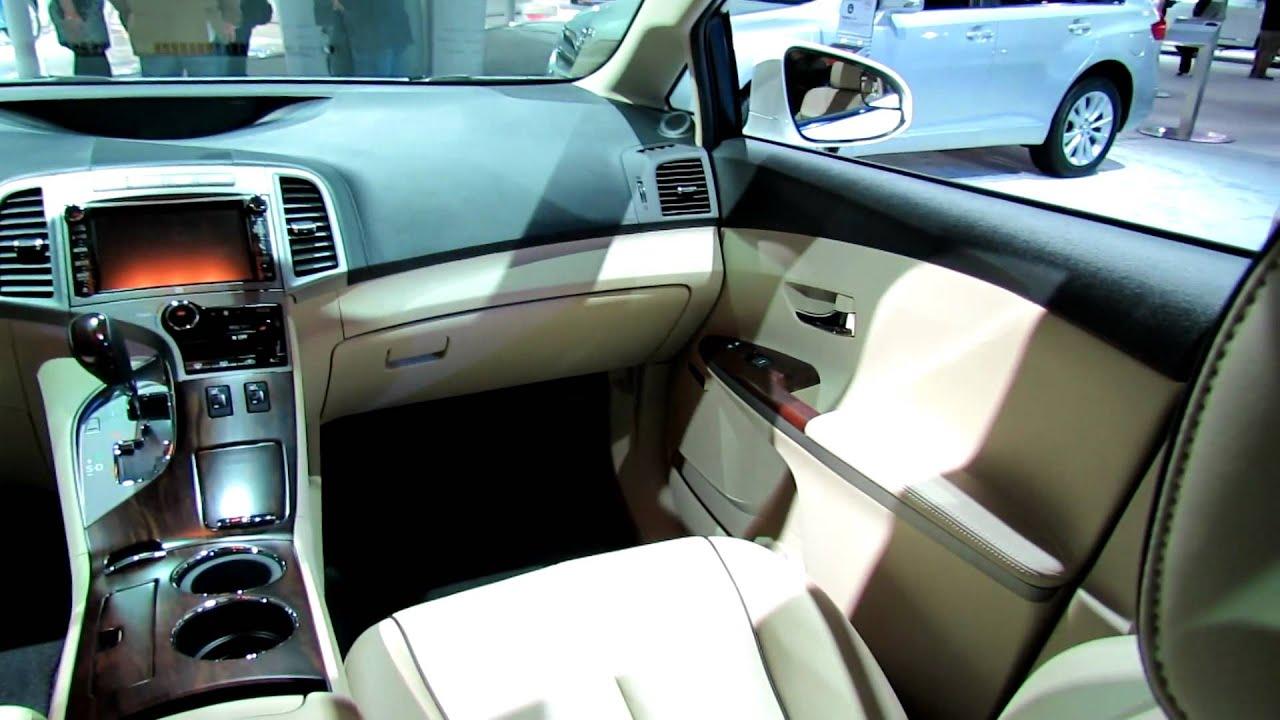 2013 Toyota Venza V6 Awd Re Designed Exterior And Interior