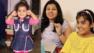 BABY VIDEOS OF My Daughter SRISHTI   Cute & Funny Amazing Videos   Maitreyee's Passion
