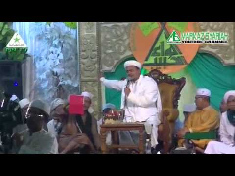 Habib Rizieq   Melantunkan Langgam Jawa