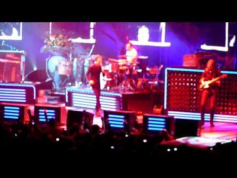 The Killers - Human @ Salt Lake City, Utah @ 09.26.09