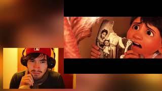 ESTE VIDEO TE HARÁ LLORAR Video Reaccion a Recuerdame de Coco juegagerman