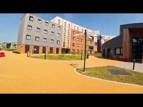 Langwith College: walk-through tour