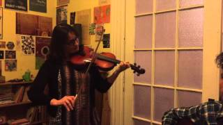Uisce Faoi Thalamh - An original tune by student Fiona Higgins
