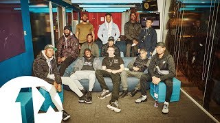 Lord Of The Mics Team Takeover for DJ Target on 1Xtra