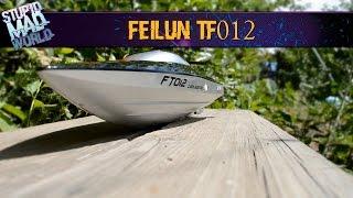 Обзор радиоуправляемой лодки FeiLun FT012 Brushless (Gearbest.com)