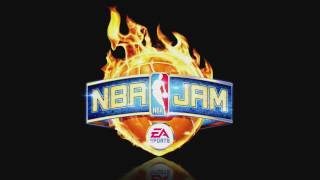NBA Jam - Intro & Title Screen (Xbox 360)