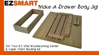 Ez-one / Ssrk Drawer Body Jig - Full Detail Step By Step Tutorial