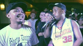 Bahay Katay - Zaito Vs 2khelle - Rap Battle @ Sausage Party