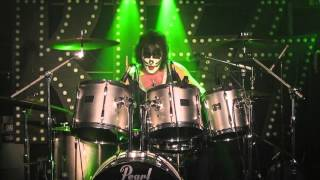 101715 KISS Alive! NYC: God Of Thunder drum solo
