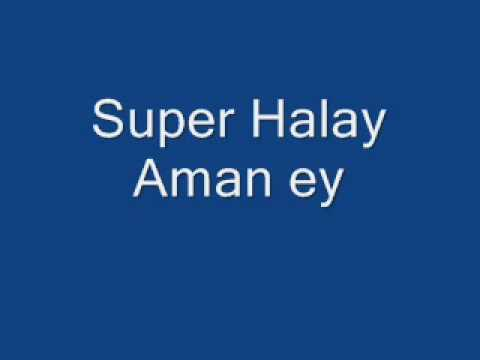 Super Halay - Aman ey