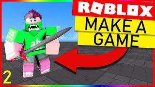 come fare un gioco Roblox - episodio 2