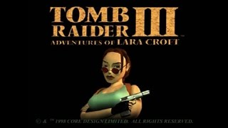 [PSX] Tomb Raider 3 (August 1998) - DEMO BETA