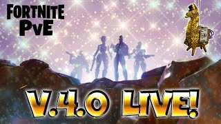 FORTNITE PvE : V.4.0 IS LIVE - GRATUIT Troll Stash Llama Explication (fr) Ouverture 6