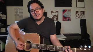 Blank Page - The Smashing Pumpkins (Acoustic Cover)