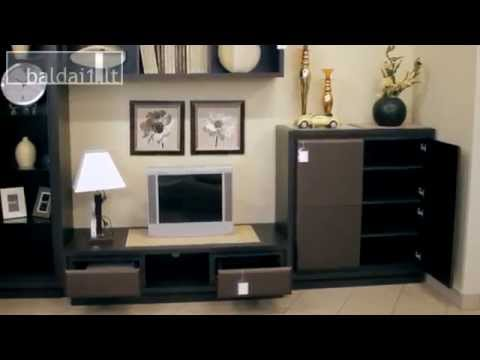 Мебель для гостиной Areka BRW. Белорусская мебель БРВ