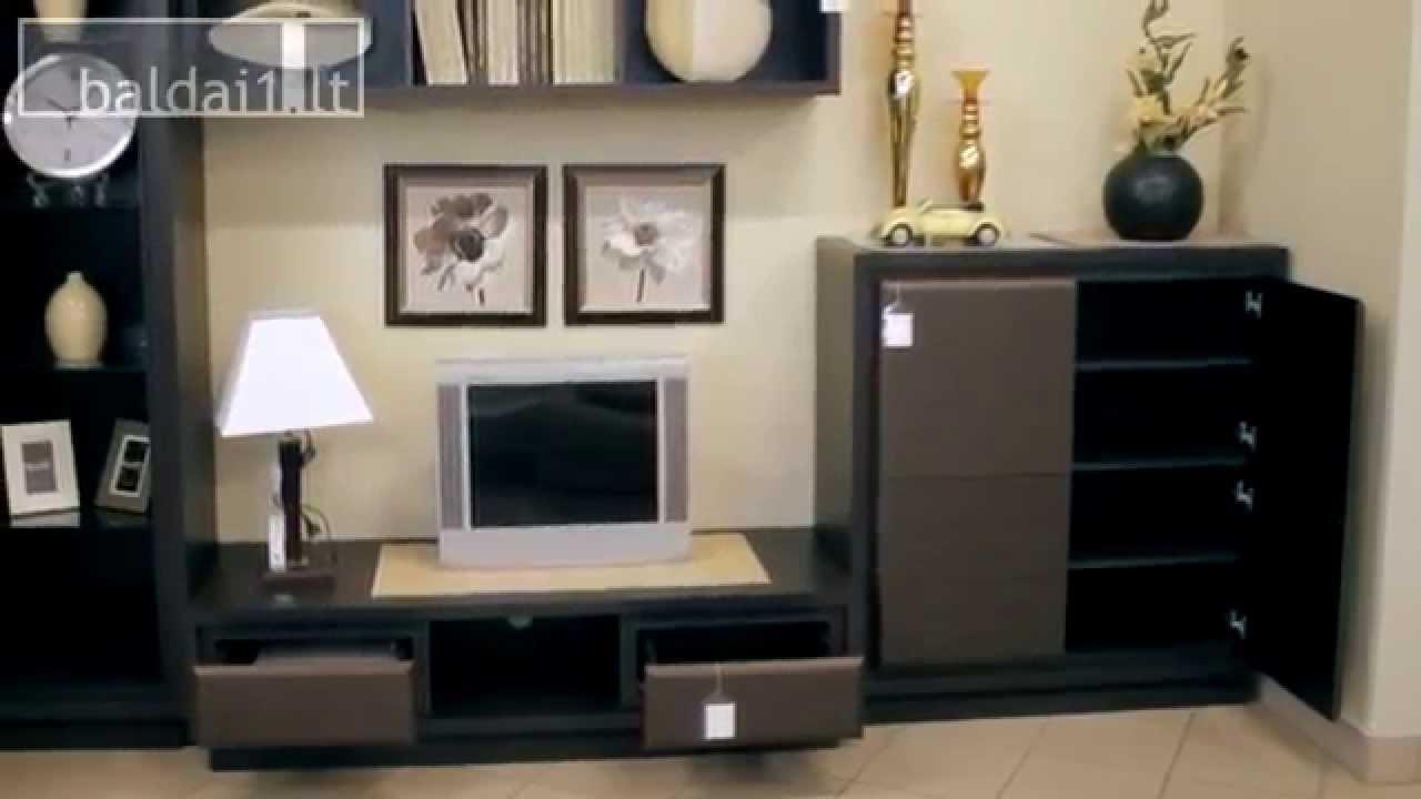 Мебель для гостиной Areka BRW. Белорусская мебель БРВ - YouTube