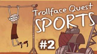 O RETORNO DA LOUCURA!😂😂 - TrollFace Quest Sports #2