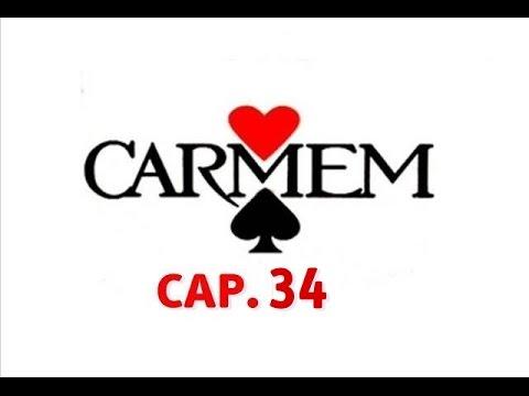 CARMEM (1987) capítulo 34