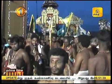 News1st Prime Time News Sunrise Shakthi TV 18th August 2016