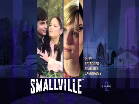 Download Smallville Season 2 DVD Menu Intro