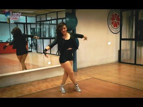 Thalia Ft Maluma Desde Esa Noche Remix Coreografía Zumba Fitness