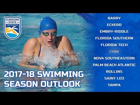 Lynn University | 2017-18 Swimming Season Outlook