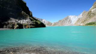 Mt Pinatubo Crater Lake (used a Canon EOS 550D with 10-22mm lens)
