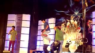JAMAL MOHAMED COLLEGE DANCE ad-zap performed talantia 2k14 in  ACRI madurai