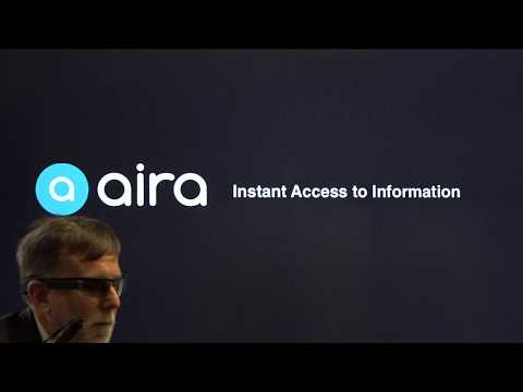 Aira - a Visual Interpreter