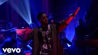 Kid Cudi - Kitchen (Live On The Tonight Show Starring Jimmy Fallon)