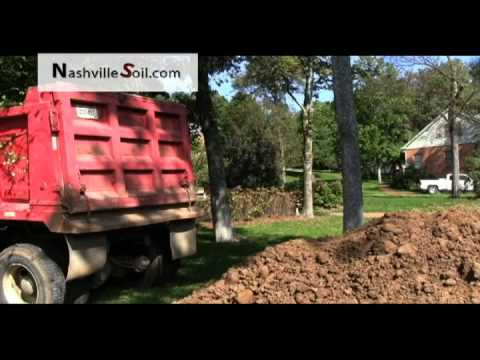 Nashville topsoil delivery topsoil delivery soil buy for Topsoil delivery