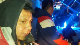 Hoculele navideño sonido Mister Zamba Dj Rickys en la colonia San Pablo