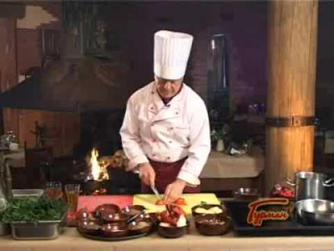 Грузинская кухня. Рецепт салата