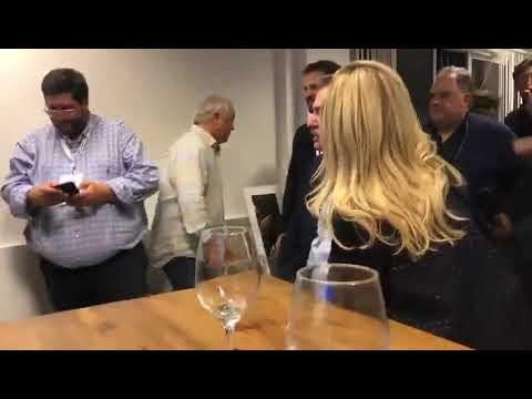 La emoción de Alberto Fernández cuando Macri reconoció la derrota
