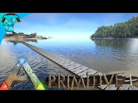 Bridges, Tobacco, Wheat and More! Primitive+ - ARK Survival Evolved Gameplay E17