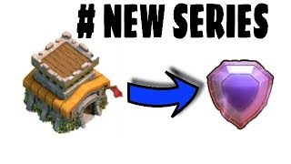 LIVE TH 8 PUSHING TO LEGEND | 0 TO HERO | NEW SERIES