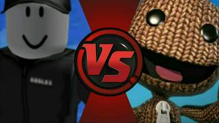 ROBLOX vs Sackboy animation