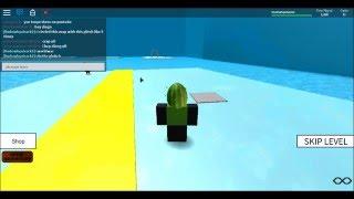 Roblox SpeedRun 4 Glitch (WORKING)