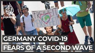 COVID-19: Germans flout rules in anti-lockdown rallies