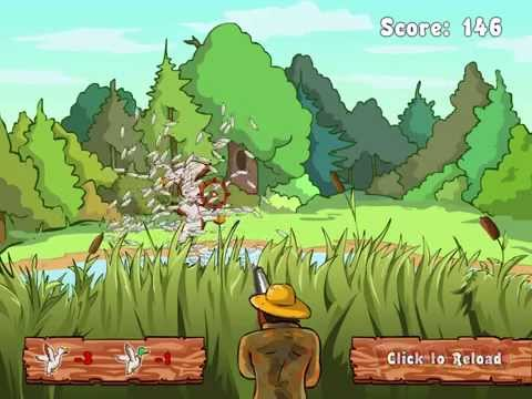 Online Duck Hunting Game - Duckmageddon