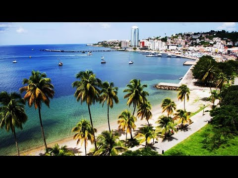 Top10 Recommended Hotels In Fort De France, Martinique, French West Indies