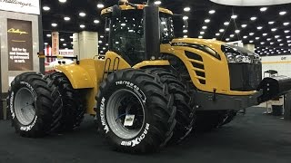 2016 National Farm Machinery Show AGCO Exhibit