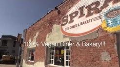 My Visit to Spiral Diner Vegan Restaurant in Texas!