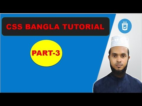 How Learn Css Color  | Bangla Tutorial Part-3 | Update 2019 thumbnail