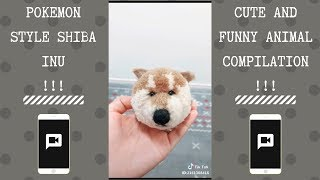 Pokemon Style Shiba Inu | NEW Funny and cute Animal-Compilation | ...