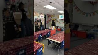 Ms Allen's Surprise party