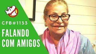 Live sobre Saúde da Rosa CFB#1133 Caça Fantasmas Brasil